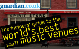 Spirit Store Guardian The Worlds Best Small Music Venues